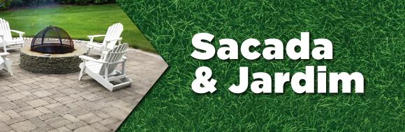 Sacada e Jardim [Tabloide Acabamento]